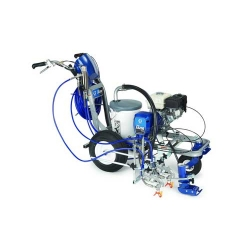 AIRLESS SUR CHARIOT-MARQUAGE ROUTIER